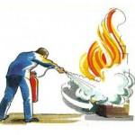 Corsi di formazione antincendio - Estintore in casa ...